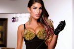 Stunning Babe August Ames